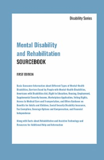 cache 470 320 0 50 92 16777215 9780780817661.MAIN Mental Disability and Rehabilitation Sourcebook, 1st Edition eBook